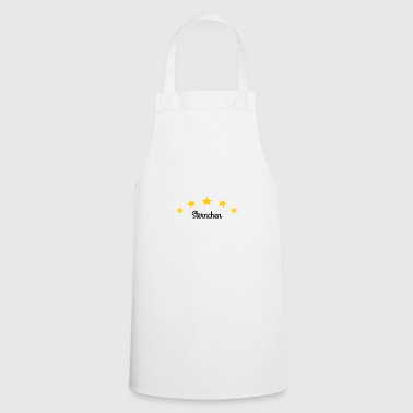 asterisk - Cooking Apron