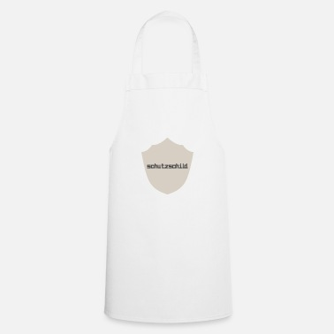 Shield shield - Cooking Apron