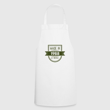 1988 olive - Cooking Apron