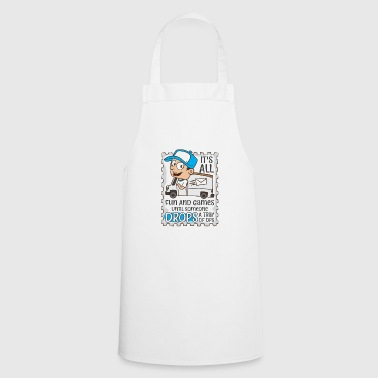 post man - Cooking Apron