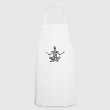 Meditation meditation - Cooking Apron