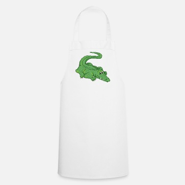 Good mood crocodile - Cooking Apron