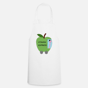 Expression Vitamin Express - Cooking Apron