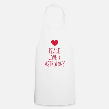 Astrology Astrology Astrologer Astrologie Astrologue - Cooking Apron