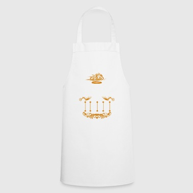 Bikers GOD BLESS YOU - Cooking Apron