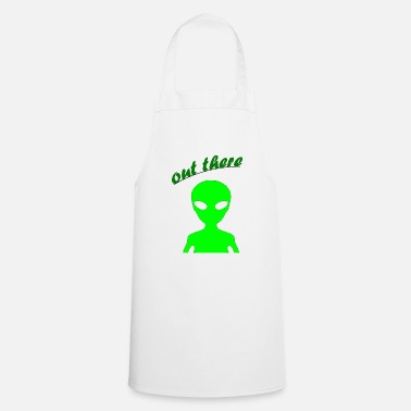 Out OUT THERE - Cooking Apron