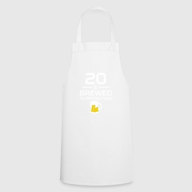 20 Brewed To Perfection - Cooking Apron