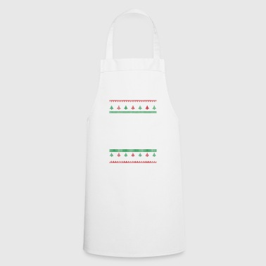 AA-Ron Christmas - Cooking Apron