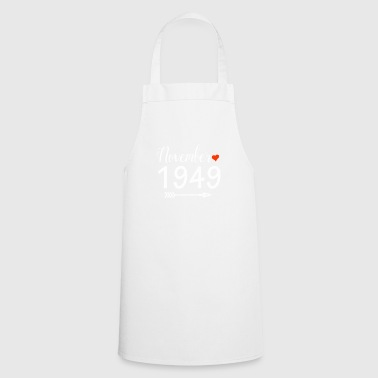 November 1949 - Cooking Apron