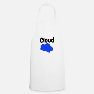 Cloud Cloud - Cooking Apron