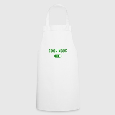 Cool Mode - Cooking Apron
