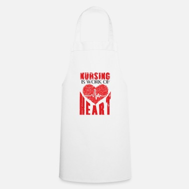 Nurse Nurse / nurse - Cooking Apron
