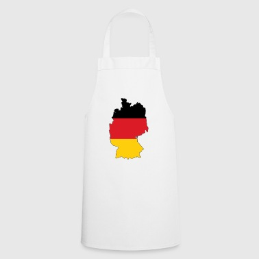Germany map - Cooking Apron