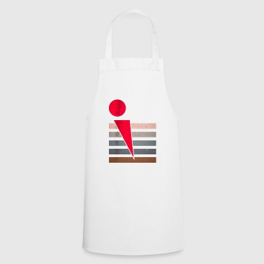 Retro forms - Cooking Apron