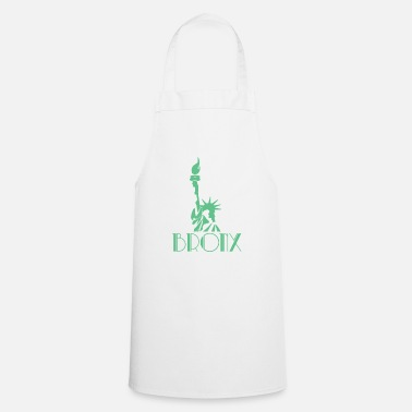 Statue Of Liberty Bronx - Statue of Liberty - Statue of Liberty - Cooking Apron