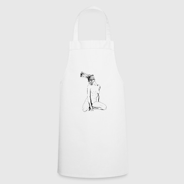 Revolver woman - Cooking Apron