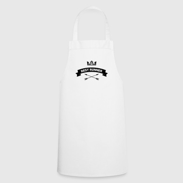 Running / Jogging / Run / Trail / Sport - Cooking Apron