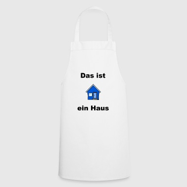 House House - Cooking Apron