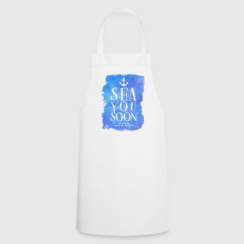 SEA YOU SOON - Cooking Apron