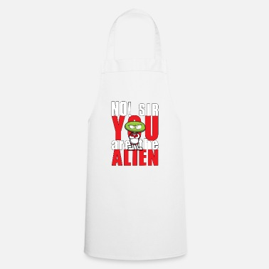 Sir no, sir - Cooking Apron