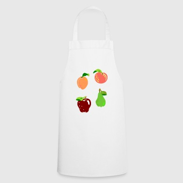apricots apricot veggie vegetables fruits4 - Cooking Apron