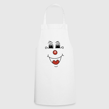 Clown Clown idea regalo - Grembiule da cucina