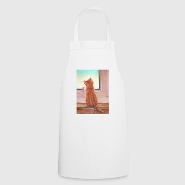 Ginger Kitten - Cooking Apron