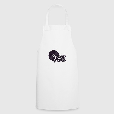 Rock and roll jazz - Cooking Apron