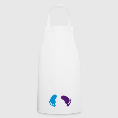 Baby feet - Cooking Apron