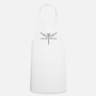 Dragonfly a dragonfly - Cooking Apron