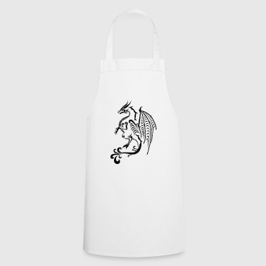 Asian Dragon - Cooking Apron
