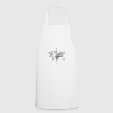 Map Map - Cooking Apron