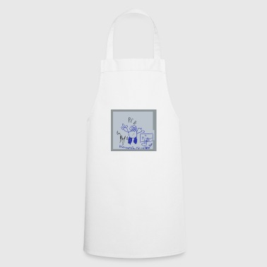 channel - Cooking Apron