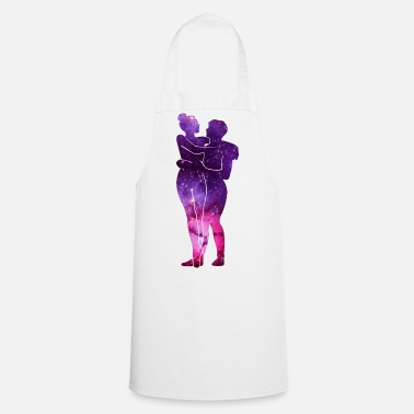 Couples couple - Cooking Apron