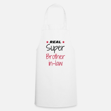 Sister In Law Sister in law Brother in law Beau Frère Wedding - Cooking Apron