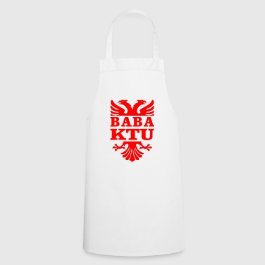 Albanian Eagle Dad is here - Albanian eagle - Cooking Apron