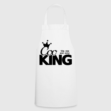 Chef Chef king chef hobby chef funny saying - Cooking Apron