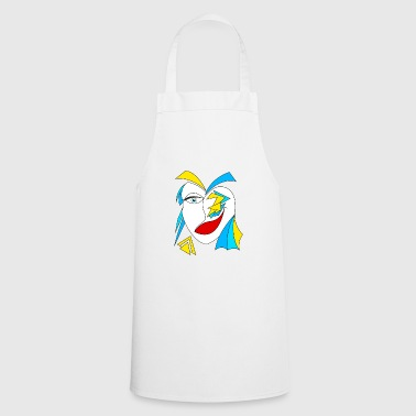 Abstract picture - Cooking Apron
