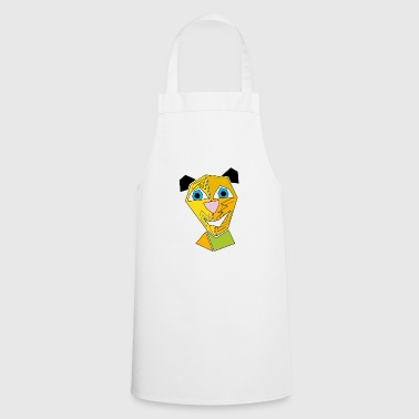 mascot character - Cooking Apron