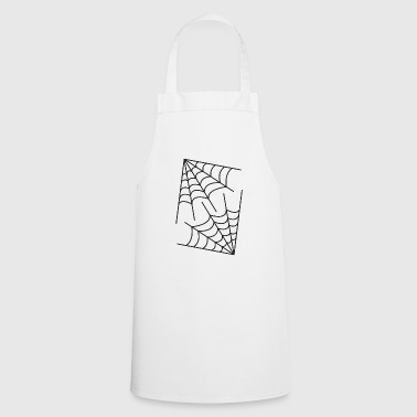 Web Spider web - Cooking Apron