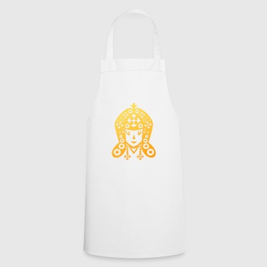 mask - Cooking Apron