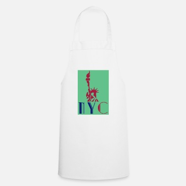 Statue Of Liberty NYC - Statue of Liberty - Statue of Liberty - Cooking Apron