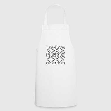 Celtic knot irish scottish - Cooking Apron
