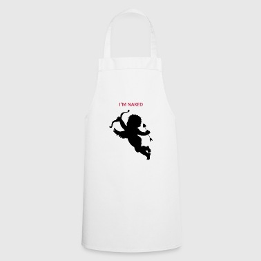 Naked Naked angel - Cooking Apron