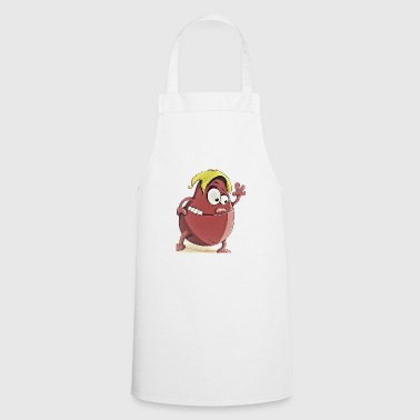 comic - Cooking Apron