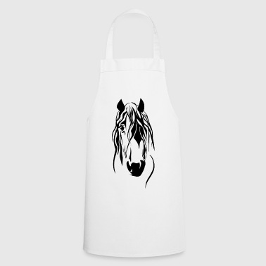 Horse horse - Cooking Apron