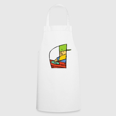 Deejay (V2) - Cooking Apron