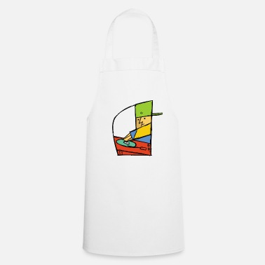 Deejay Deejay (V2) - Cooking Apron