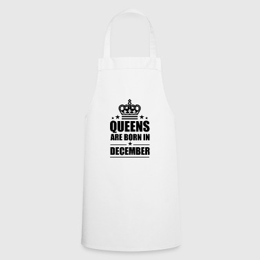 December - Cooking Apron