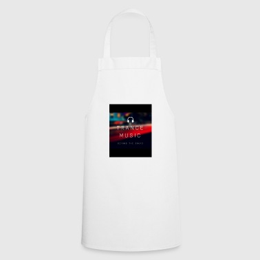 trance music - Cooking Apron